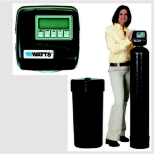 Water Softeners with Watts W100 Valves 300×300